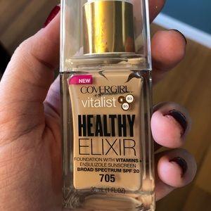 Covergirl vitalist healthy elixir fountain
